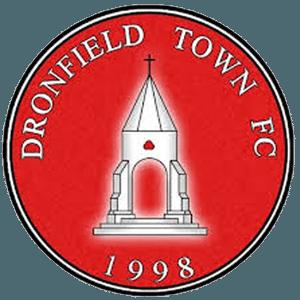 Dronfield Town FC Logo