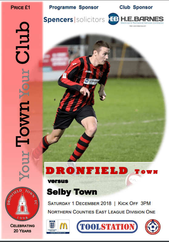 Town V Selby 1.12.18